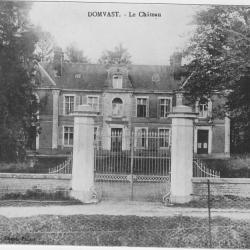 L'ancien Château de Domvast