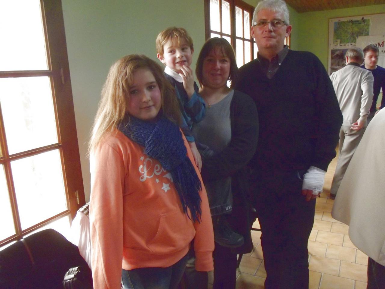 La famille Dault