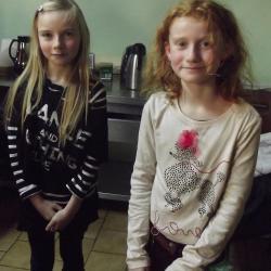 Lucie et Chloé